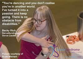 Becky Rich Dance Leader