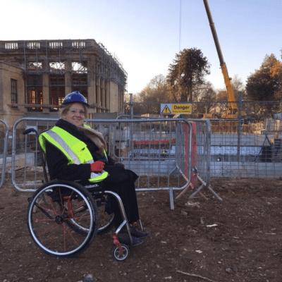 Building Site Tracey Proudlock