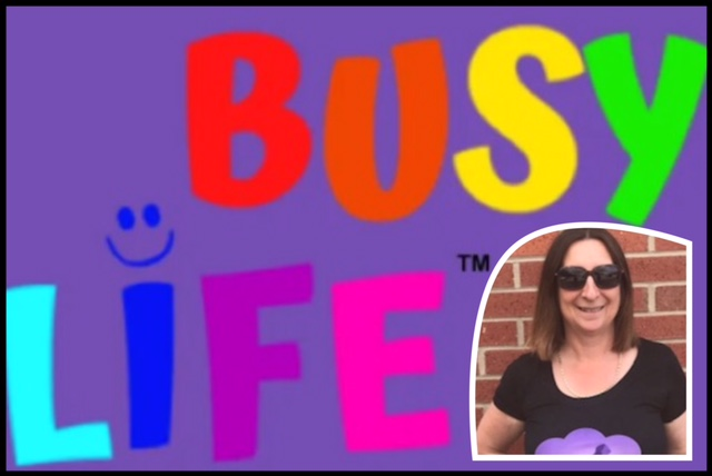 Busy Life graphic