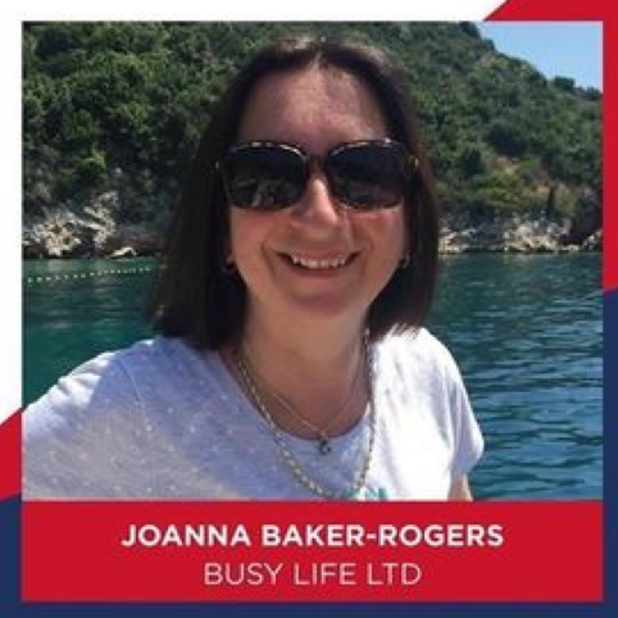 Dr Joanna Baker Rogers